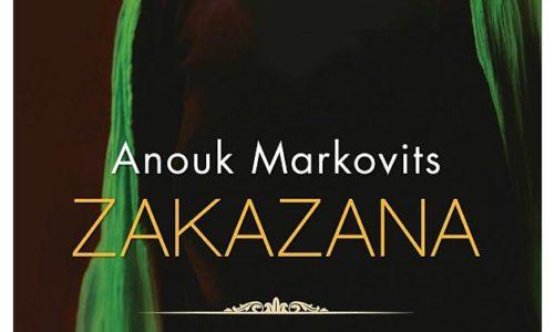 Zakazana – Anouk Markovits