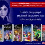 Na Warszawskich Targach Książki odbędzie się spotkanie z Moony Witcher