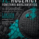 """72. rocznica Powstania Warszawskiego – pokazy filmowe w CBF """"Nowy Świat""""!"""