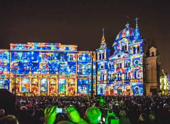 Light Move Festival. Łódź ma moc!