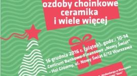"""Kiermasz świąteczny w CBF """"Nowy Świat""""!"""