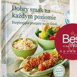 Polska książka kulinarna w gronie najlepszych na świecie