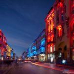 Zrób iluminację na festiwal światła w Łodzi