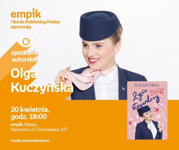 Spotkanie autorskie z Olgą Kuczyńską – Empik Silesia