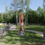 Na Boernerowie powstała rzeźba Transatlantyckiej Centrali Radiotelegraficznej