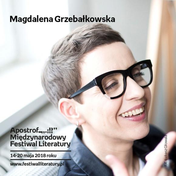 Magdalena Grzebałkowska | Empik Silesia