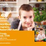 Zwycięzca programu Masterchef Junior w Empiku Silesia