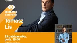 Tomasz Lis w Teatrze Powszechnym