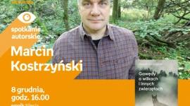 Spotkanie z Marcinem Kostrzyńskim w Empiku Silesia