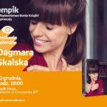 Dagmara Skalska w salonie Empik Silesia