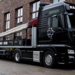 Rammstein Truck Tour w Polsce