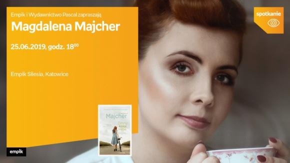 Spotkanie z Magdaleną Majcher w Empiku Silesia