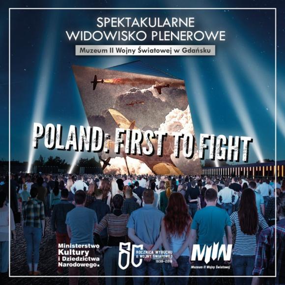 Polska historia drugiej wojny światowej w plenerze