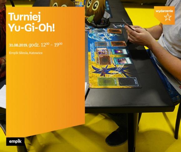 Turniej Yu-Gi-Oh! w Empik Silesia