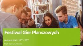 Festiwal Gier Planszowych w Katowicach BIZNES, Kultura - Panszówki to świetny sposób na spędzenie rodzinnego dnia. 19 października w godzinach 10:00 do 20:00 w Empiku Supersam odbędzie się Festiwal Gier Planszowych.