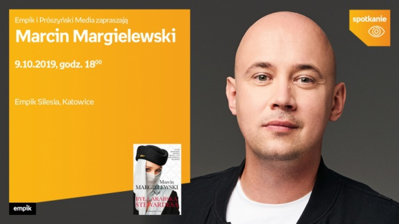 Marcin Margielewski w Empiku Silesia