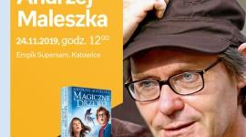 Andrzej Maleszka w Empiku Silesia