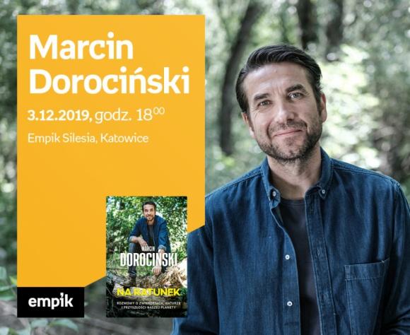 Marcin Dorociński w Empik Silesia