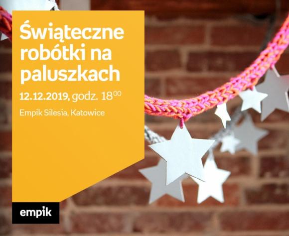 Robótki na paluszkach – warsztaty w Empiku Silesia BIZNES, Kultura - Nie masz pomysłu na świąteczny prezent? Przyjdź do Empiku w Silesii i weź udział w warsztatach 12 grudnia o godzinie 18:00 w Empiku Silesia.