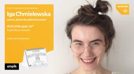 Iga Chimelewska (Bardzo Brzydkie Rysunki) w Empiku Silesia