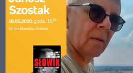 Janusz Szostak   Empik Bonarka BIZNES, Kultura - Janusz Szostak w Empik Bonarka
