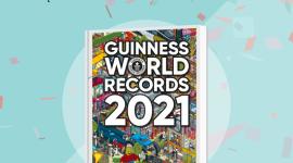 Właśnie ukazała się najnowsza edycja Księgi Rekordów Guinnessa 2021