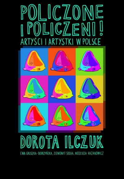Policzone i policzeni. Artystki i artyści w Polsce.